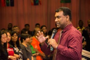 Witnesses during the uncharted Seasons – Rev Brian Ranjan